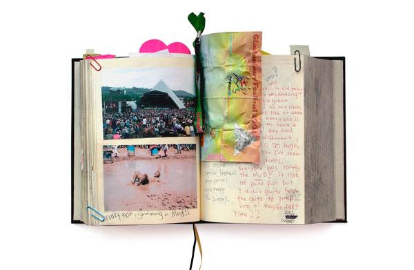 Diario de una vida vintage