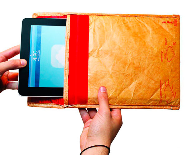 Funda Sobre de envío para iPad
