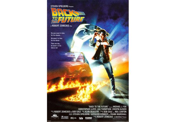 Poster de la película Regreso al Futuro