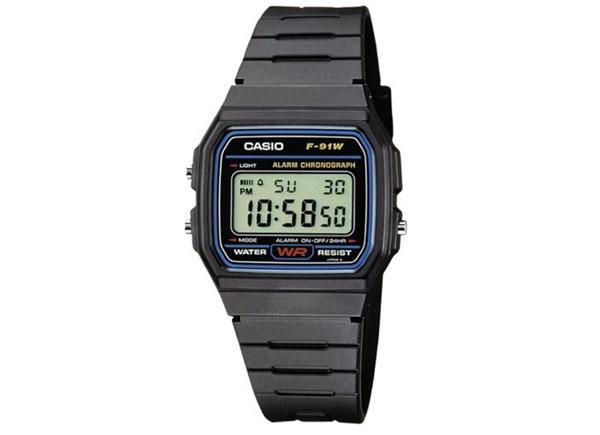 Reloj Casio clásico retro