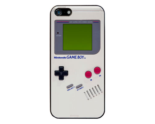 Funda Game Boy para el iPhone