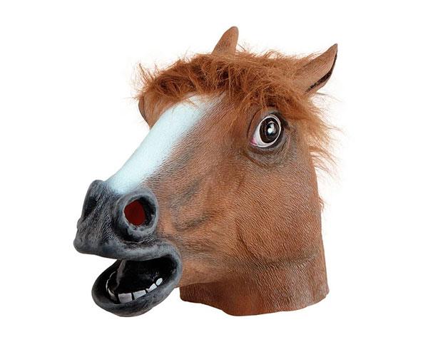 Máscara caballo loco forocoches
