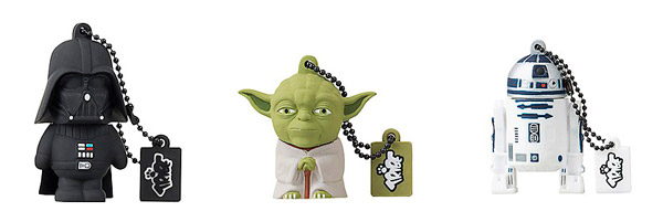 Pendrive personajes Star Wars