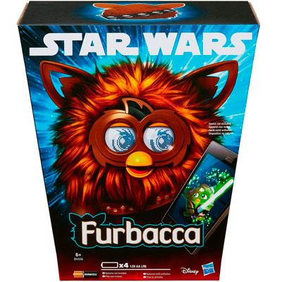 Furby Furbacca edición Star Wars