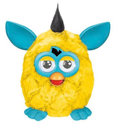 Furbys Mohicano amarillo