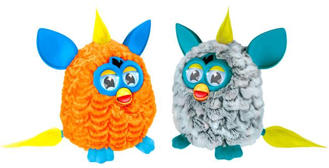 Furbys hablando entre ellos