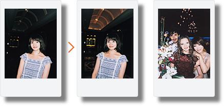 Fotos en Modo Fiesta