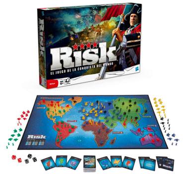 Risk - Juego de estrategia de tablero