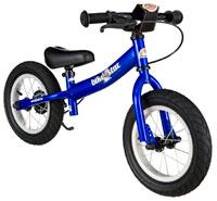 Bicicleta NO pedales Bike Star azul