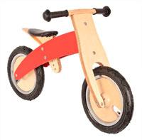 Bici sin padales para niños pequeños