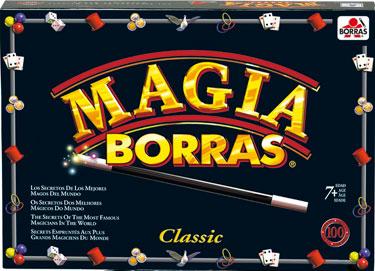 Juegos de magia borras. Los clásicos.