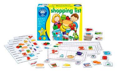 Juegos de mesa infantiles para aprender inglés