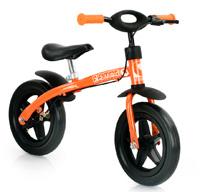 Bicicleta Hauck sin pedales para niños a partir de 4 años