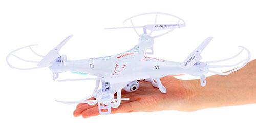 Drone Syma X5C Explorers para volar en exteriores