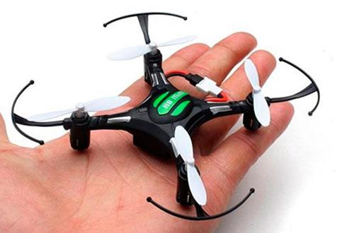 Drone para volar dentro de casa H8-Mini